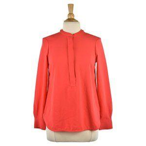 Dalia Collection Blouses MED Orange